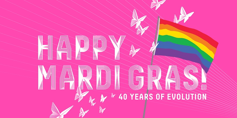 Rainbow Travel - Australia Mardi Gras 2019