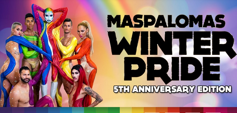 Rainbow Travel - Winter Pride Maspalomas