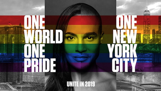 Rainbow Travel - World Pride New York
