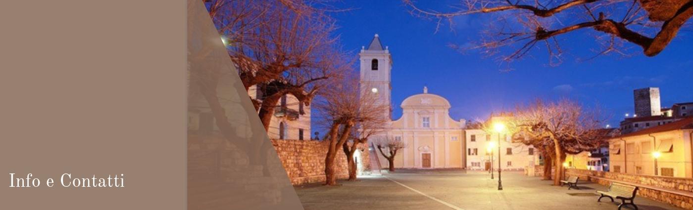 Hotel Relais  Al Convento - Contatti