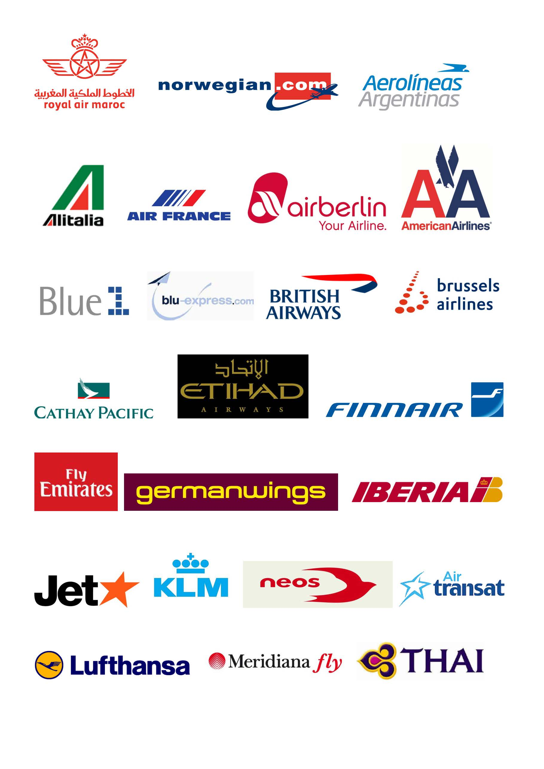 I viaggi di Bianco & Blu - Biglietteria Aerea