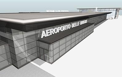 Progetto Aereoporto Falconara