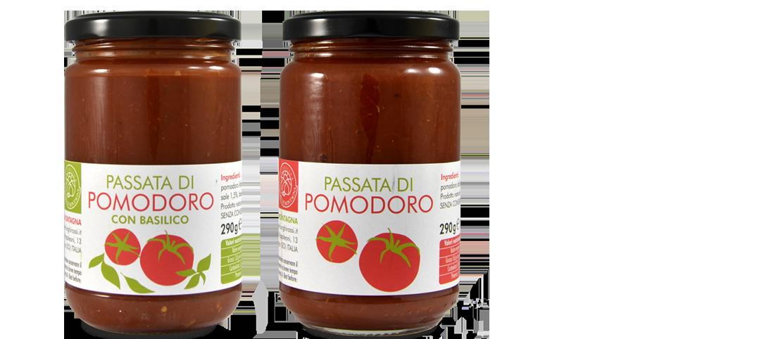 "SAPORI DI MONTAGNA - 100% Italian Tomato ""Passata"""