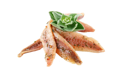 SAPORI DI MONTAGNA - products from the sea