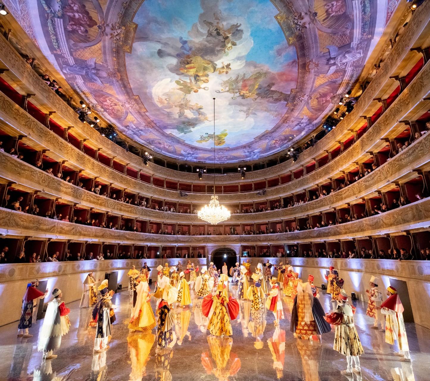 Donizetti Opera: 31 dicembre e 1 gennaio sulla webTV