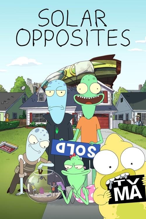 """Solar Opposites"" –Recensione in Anteprima Episodi 1 & 2. Disponibile su Disney + dal 23 Febbraio 2021"