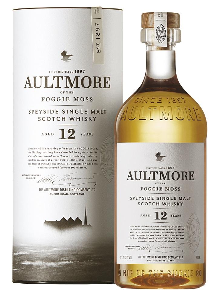IL GIRO DEL MONDO CON GLI SPIRITS - In SCOZIA con Aultmore 12yo Speyside Single Malt Scotch Whisky