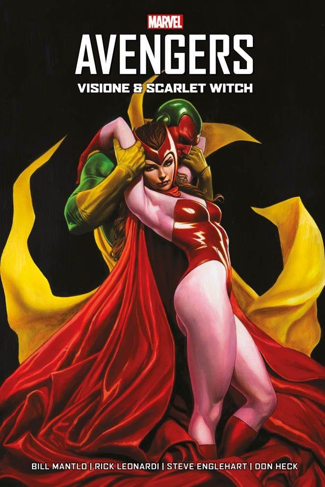 PANINI COMICS // I volumi imperdibili per scoprire WANDA e VISIONE, la più incredibile coppia dell'Universo Marvel protagonista di WandaVision, su Disney+ dal 15 gennaio