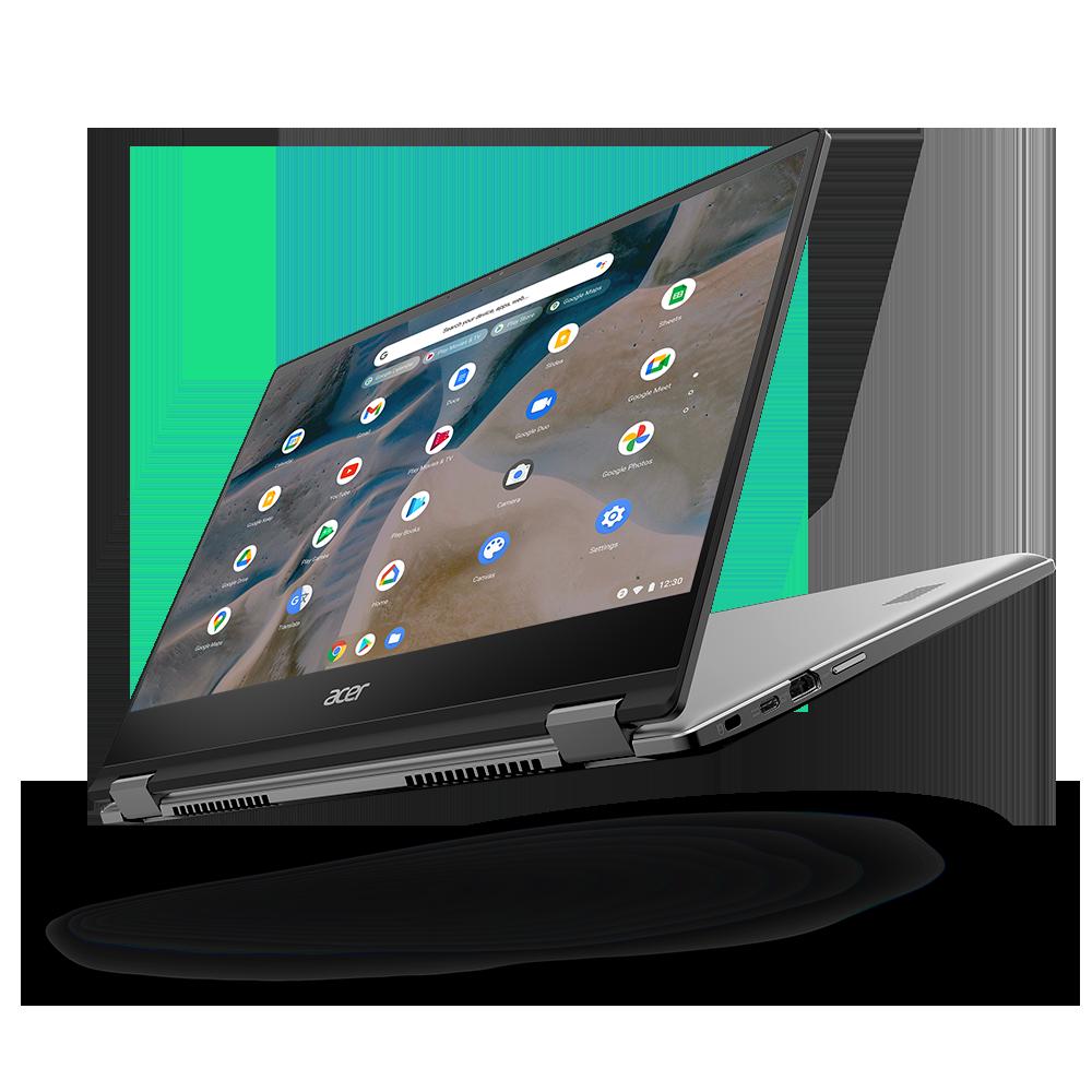 Acer presenta Chromebook Spin 514, il primo Chromebook con processori AMD Ryzen e grafica Radeon