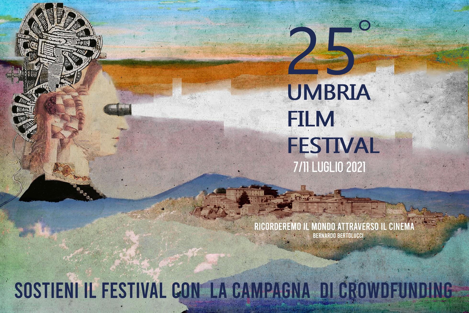 AL VIA LA CAMPAGNA DI CROWDFUNDING PER LA VENTICINQUESIMA EDIZIONE DELL'UMBRIA FILM FESTIVAL PRESIEDUTO DA TERRY GILLIAM