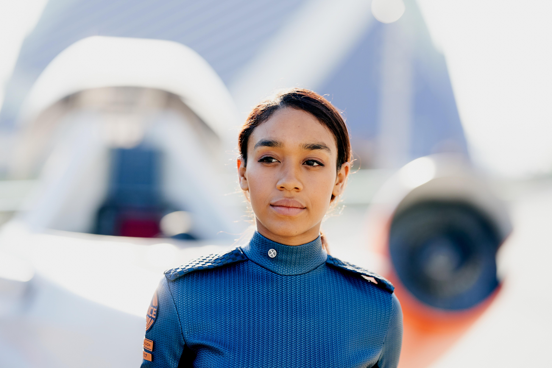 INTERGALACTIC Arriva la nuova serie Sky Original, un adrenalinico sci-fi al femminile prossimamente su Sky e NOW TV