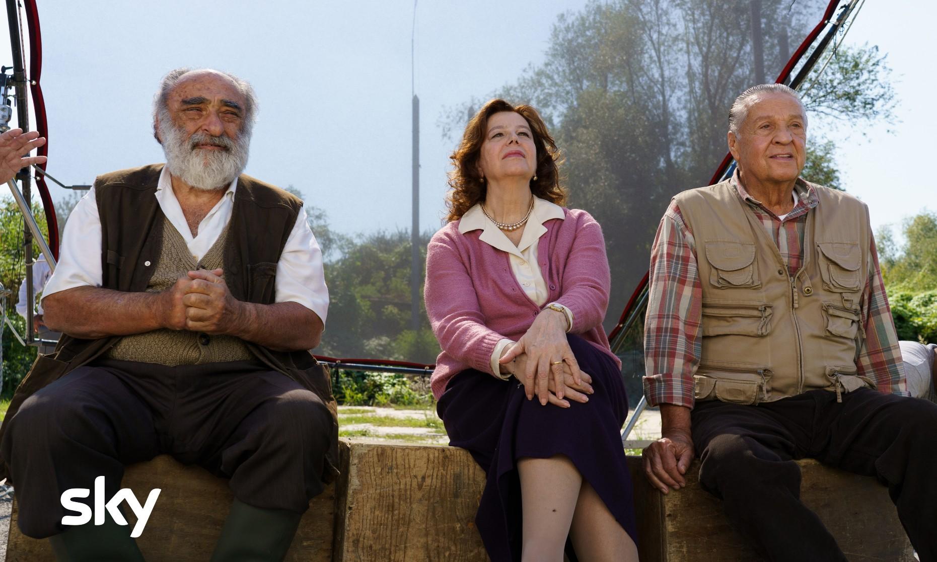LEI MI PARLA ANCORA: il nuovo film Sky Original diretto da PUPI AVATI in prima assoluta l'8 febbraio su Sky Cinema e NOW TV