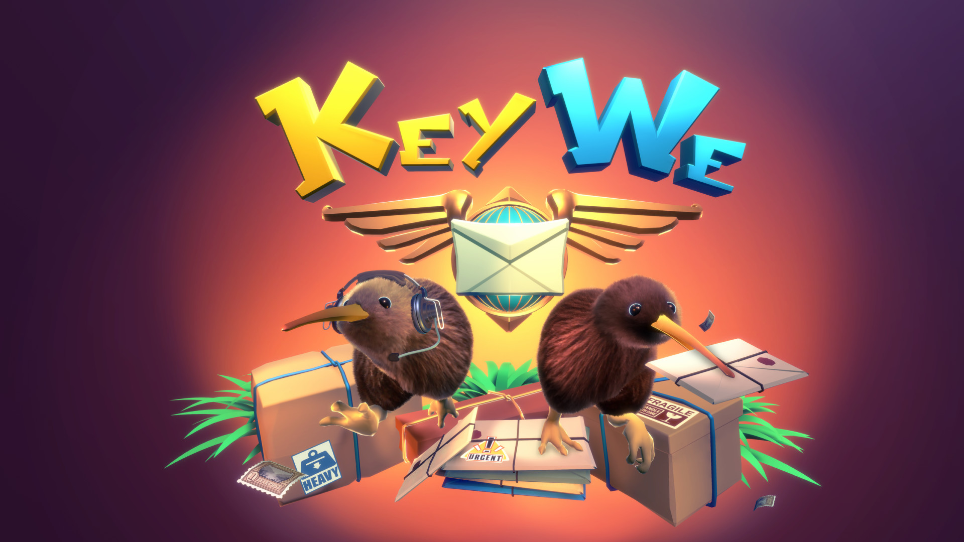 KeyWe in arrivo su PlayStation®5, PlayStation®4, Xbox Series X | S, Xbox One & Nintendo Switch quest'estate