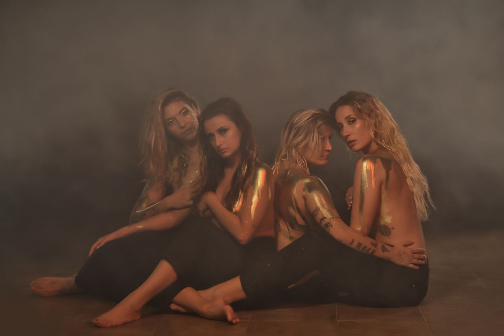 """È in radio e disponibile in digitale """"BRILLARE DA SOLA"""", il nuovo singolo del gruppo pop tutto al femminile LE DEVA."""