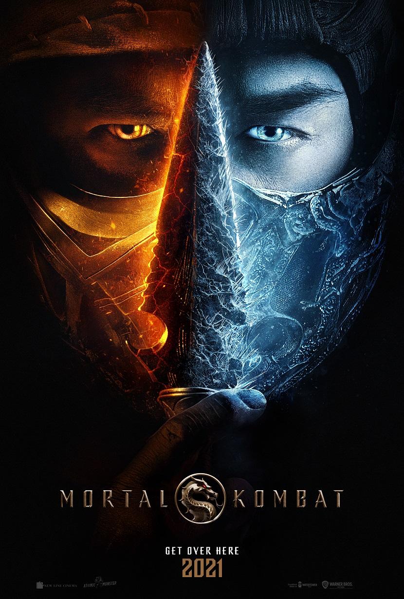 MORTAL KOMBAT   Debutto Trailer e Poster   Prossimamente al cinema