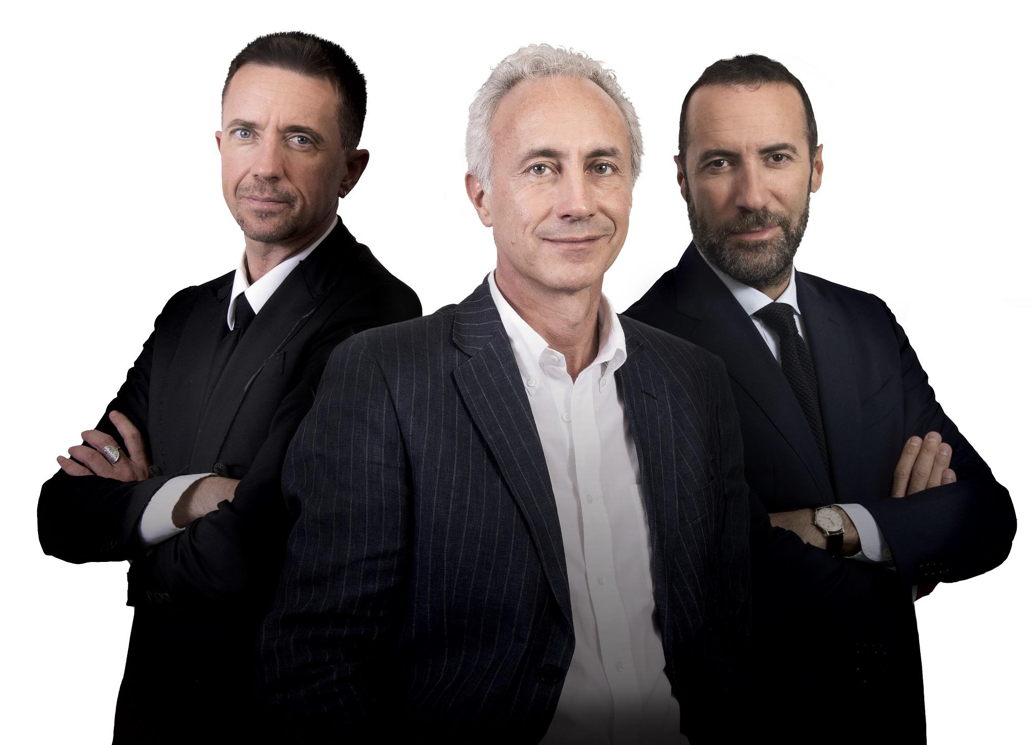 NOVE: ROCCO CASALINO e ALESSANDRO SALLUSTI ad
