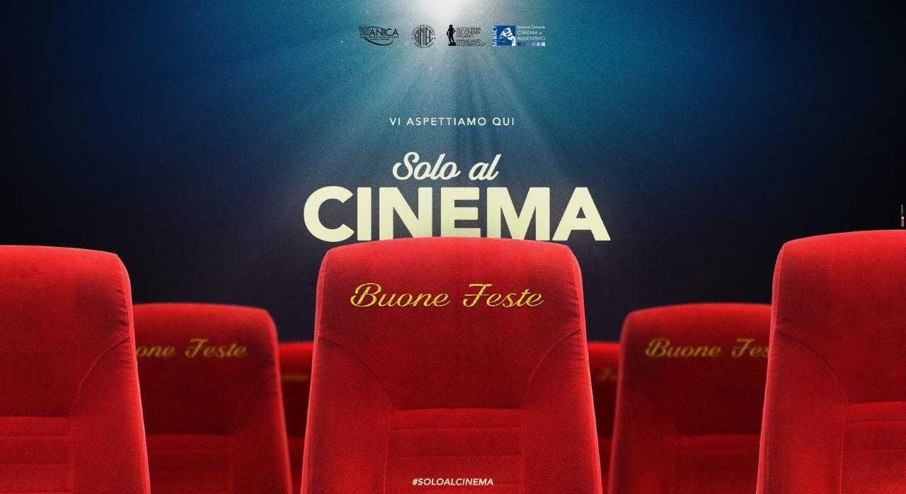 TORNEREMO AL CINEMA E LA MAGIA SARÀ ANCORA PIÙ GRANDE