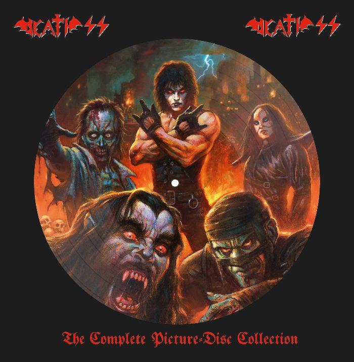 DEATH SS - in arrivo la terza tranche di ristampe in picture vinyl
