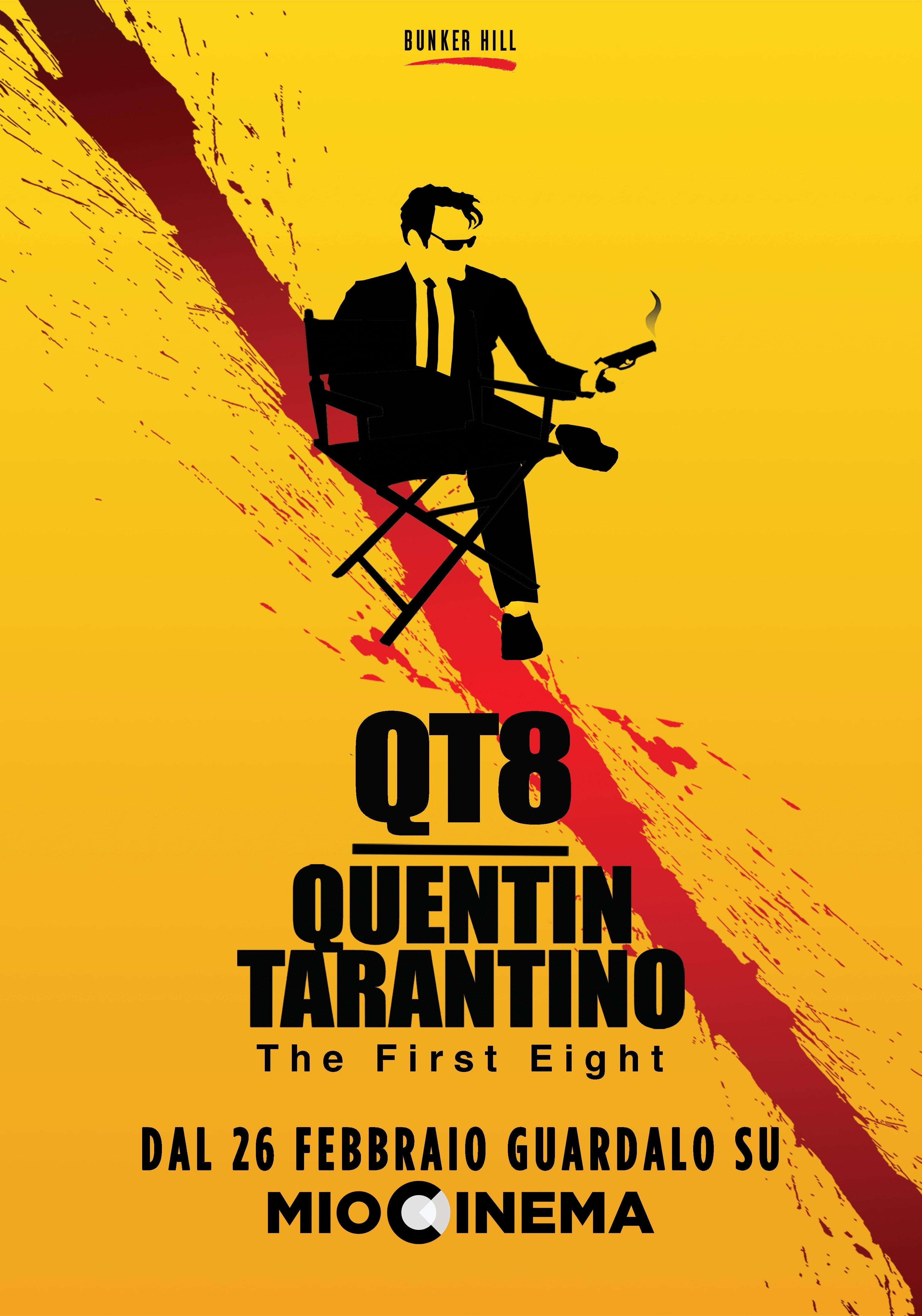 MioCinema: arriva dal 26 febbraio il documentario QT8 - TARANTINO