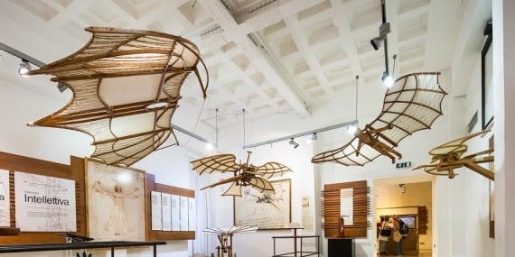 ARTE, Roma: Prosegue il successo dei Virtual Tour della Mostra di Leonardo da Vinci nel Palazzo della Cancelleria