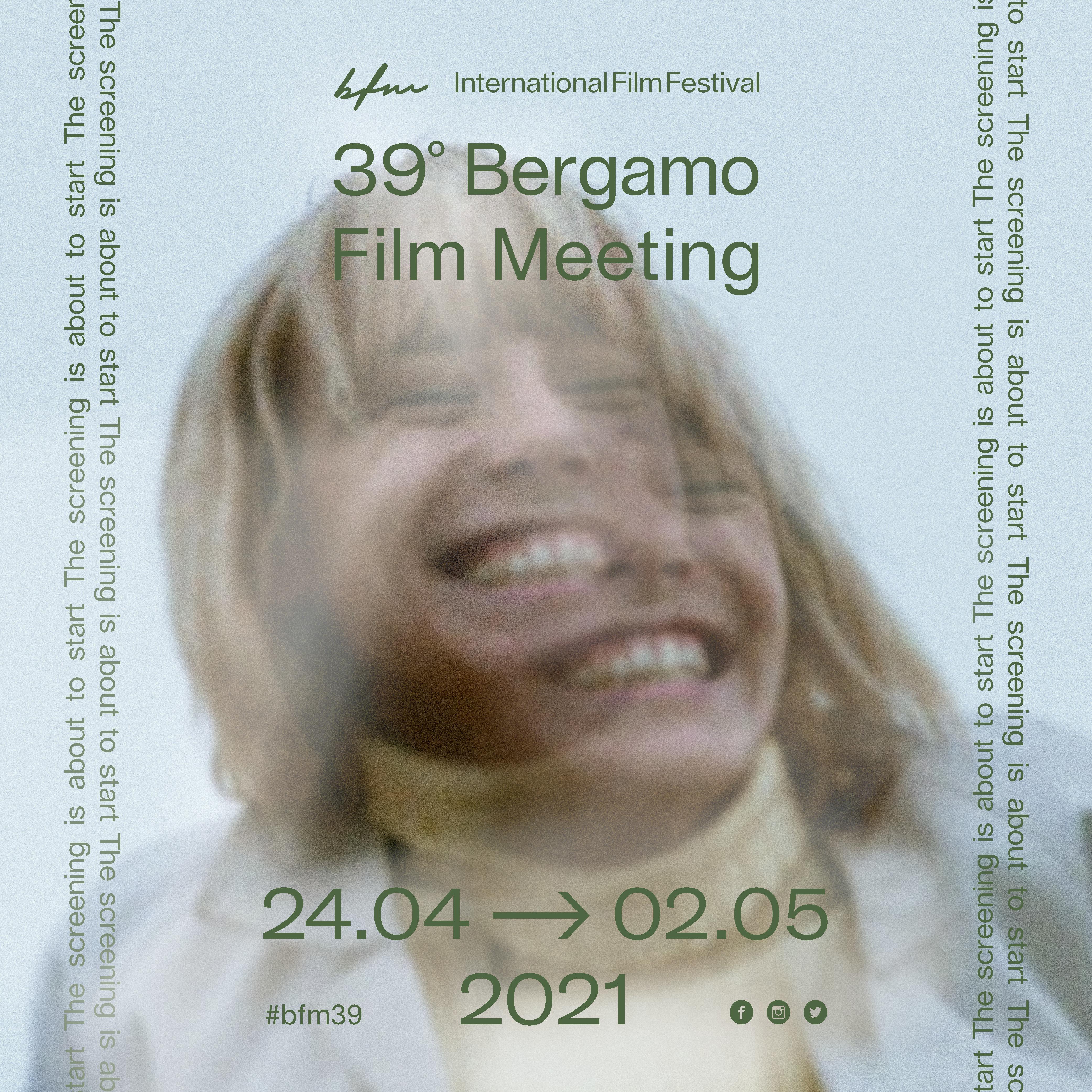 Bergamo Film Meeting - L'immagine del Festival, in programma dal 24 aprile al 2 maggio