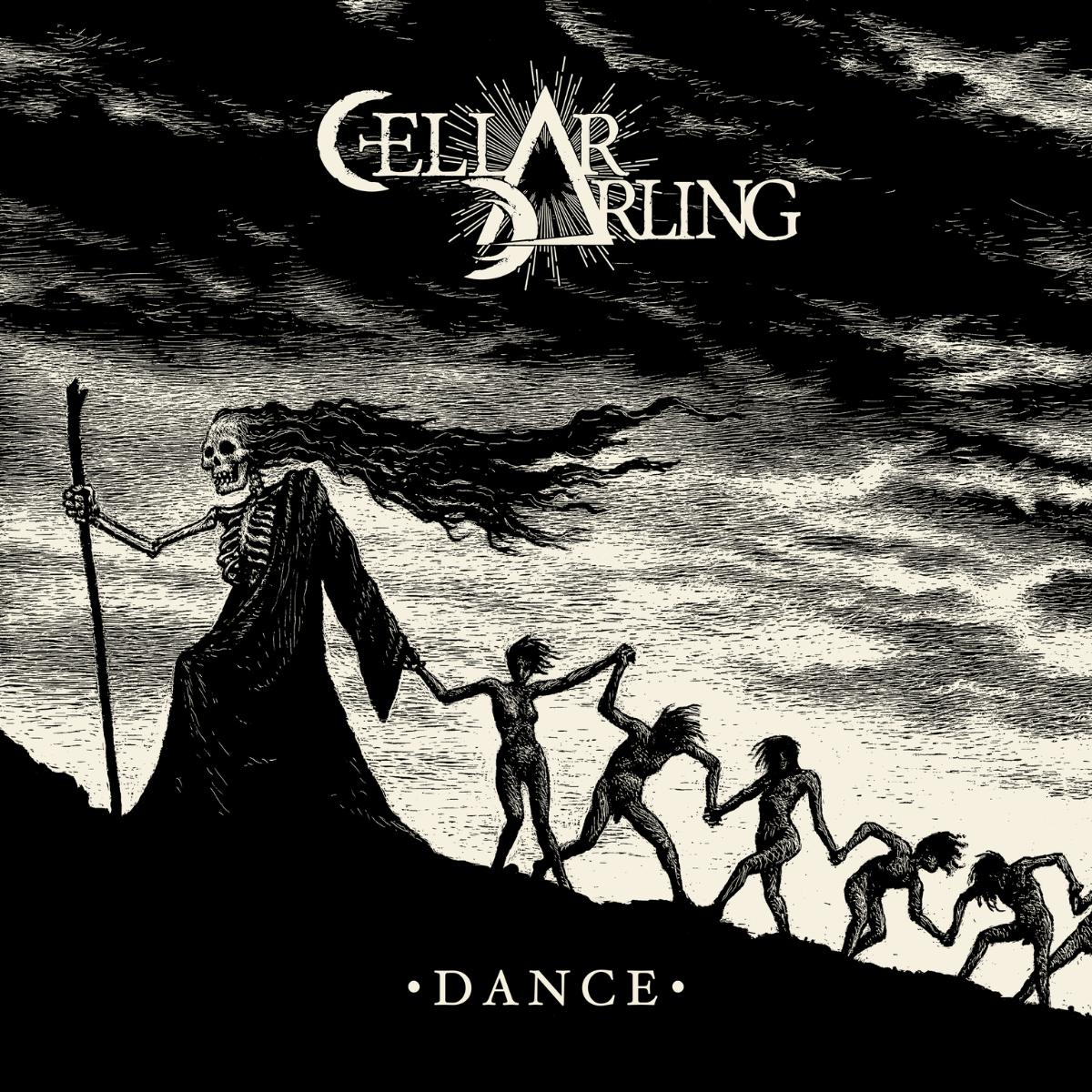 CELLAR DARLING - pubblicano il nuovo singolo 'DANCE'