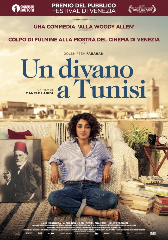 UN DIVANO A TUNISI dal 28 gennaio in Video on Demand