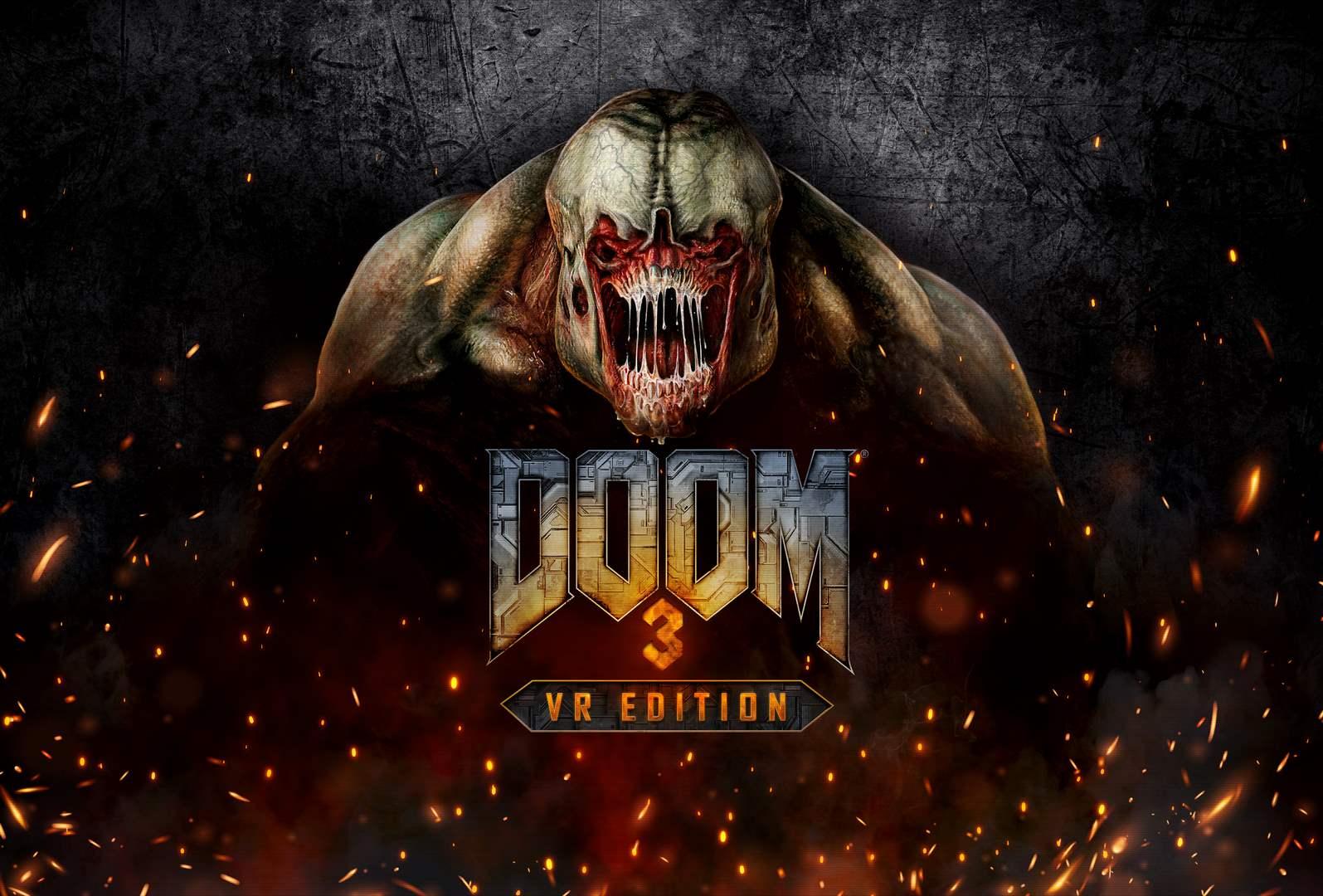 DOOM 3: VR Edition in arrivo su PlayStation VR il 29 marzo