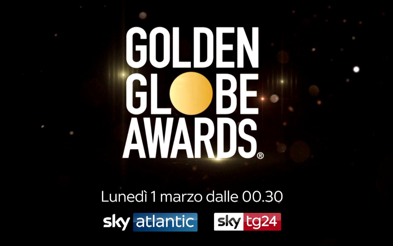 GOLDEN GLOBE 2021   Solo su Sky Atlantic e Sky TG24 la diretta della lunga notte dei premi della HFPA