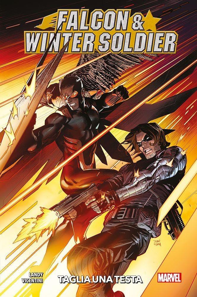 PANINI COMICS presenta FALCON & WINTER SOLDIER // I fumetti imperdibili per accompagnare la visione di