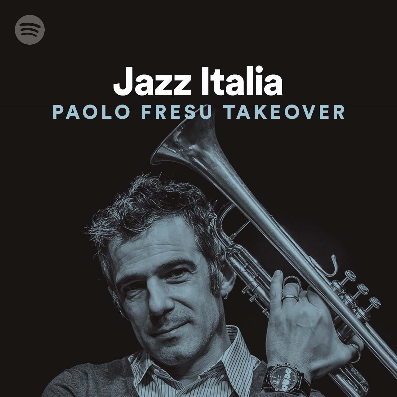 Spotify presenta Jazz Italia Playlist Takeover