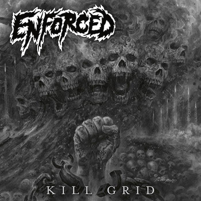 ENFORCED - pubblicano il nuovo album