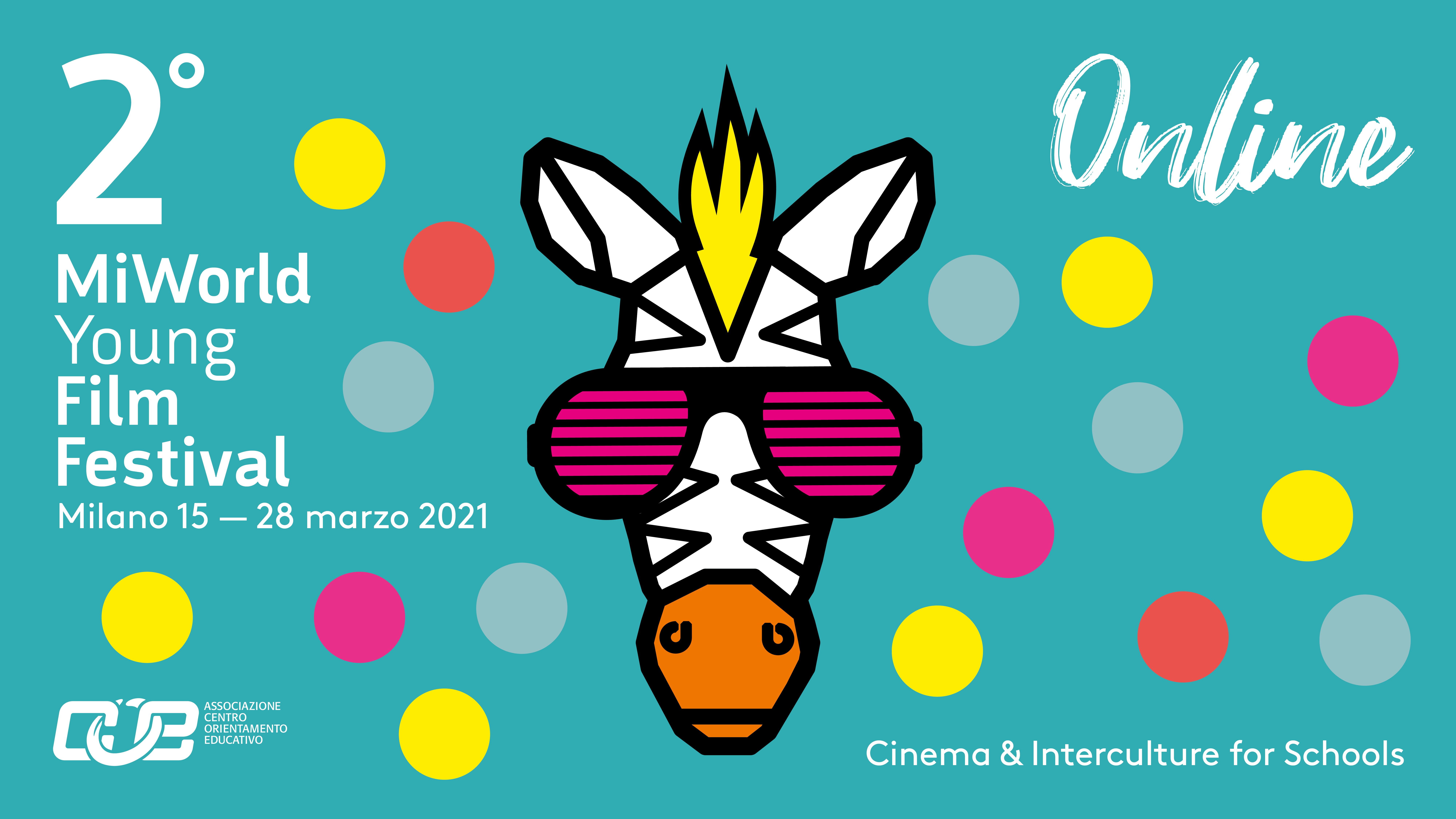 2° MIWORLD YOUNG FILM FESTIVAL - MiWY (15 - 28 marzo)