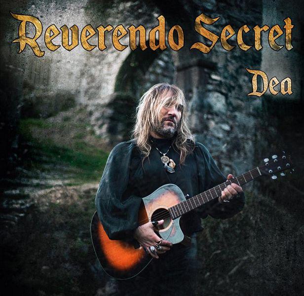"""""""Dea"""" è il nuovo singolo del cantautore Reverendo Secret, in uscita il 17 gennaio 2021."""
