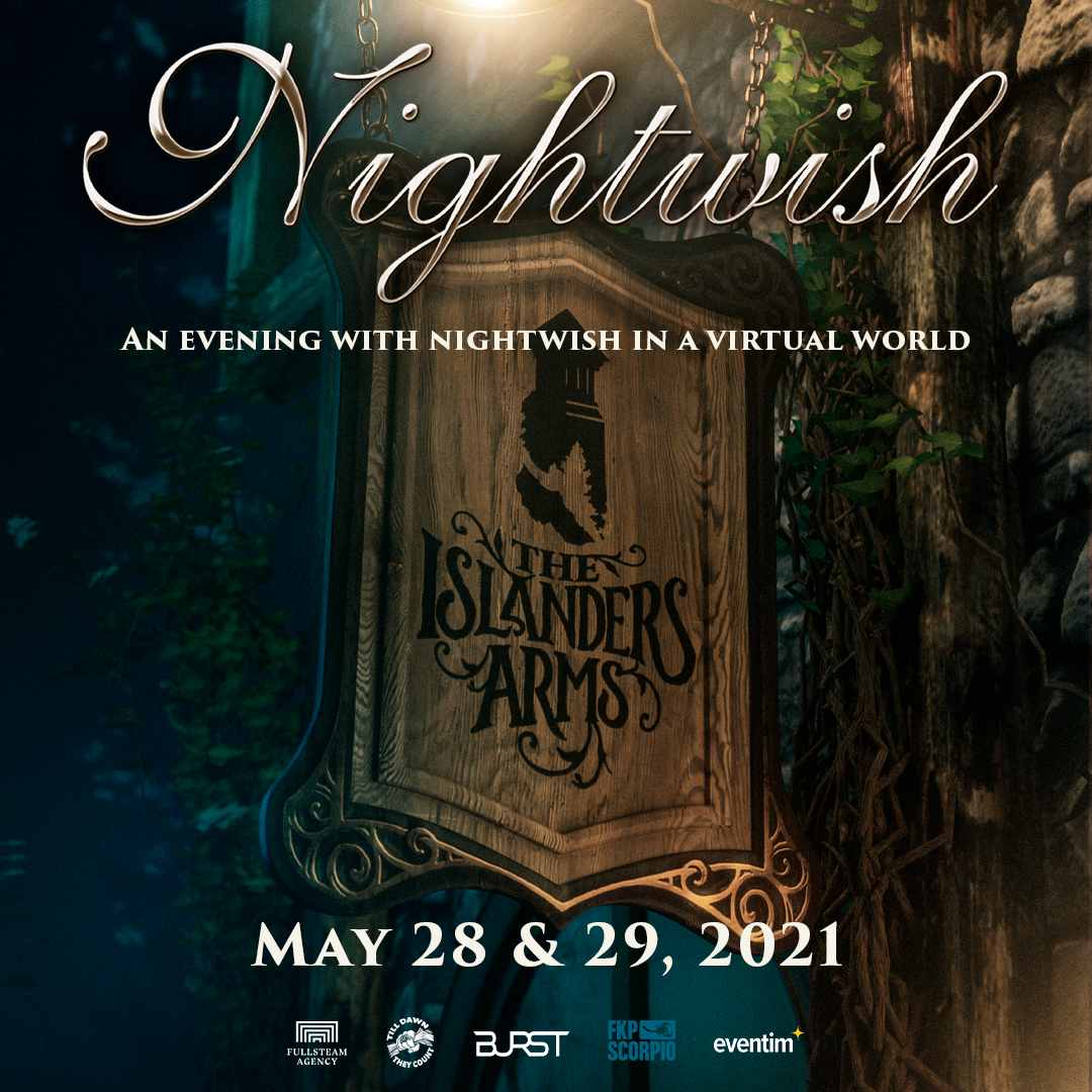 "NIGHTWISH – spostano ""An Evening with Nightwish In a Virtual World"" a maggio"