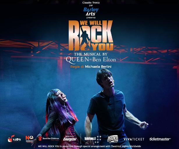 WE WILL ROCK YOU: lo spettacolo con le hit dei Queen torna in scena a MILANO a gennaio 2022