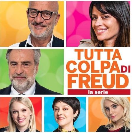 Tutta Colpa di Freud – La Serie. Recensione in Anteprima delle Prime 4 Puntate. Disponibile su Amazon Prime Video dal 26 Febbraio.