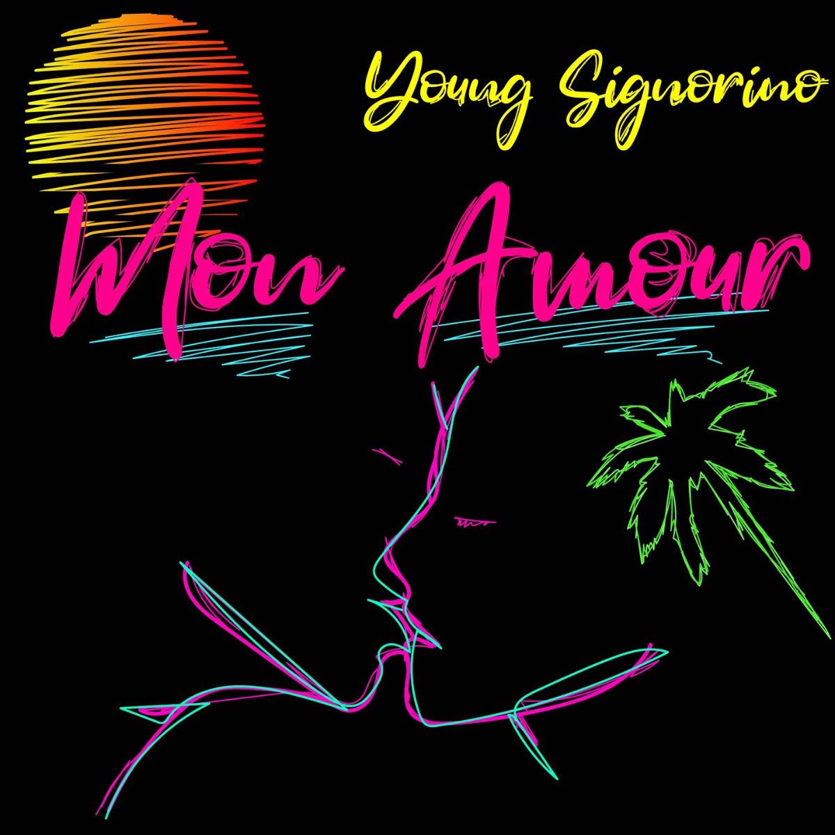 YOUNG SIGNORINO   esce il 17 luglio MON AMOUR, il nuovo singolo per Subsound Records. Il debut album arriverà in autunno