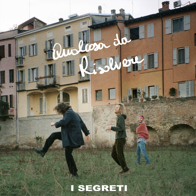 I SEGRETI  QUALCOSA DA RISOLVERE  è il nuovo album  in uscita il 5 febbraio per Futura Dischi