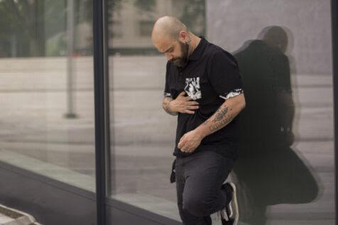 """ZIBBA FUORI IL 26 GENNAIO """"PEZZI"""" Il secondo singolo del nuovo progetto """"Amore, Morte e Distrazioni"""""""