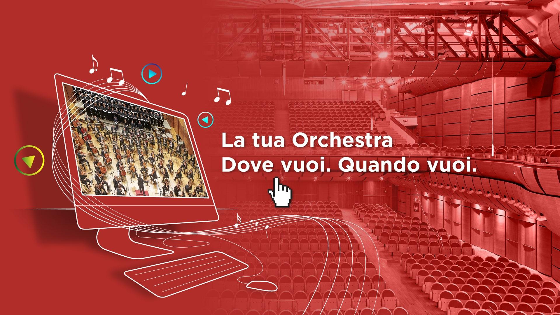 laVerdi: La rivoluzione digitale | L'orchestra dove vuoi, quando vuoi
