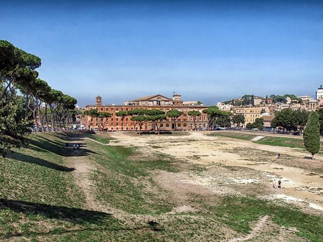 IL CIRCO MASSIMO: IL DIVERTIMENTO NELL'ANTICA ROMA