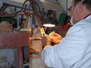 Molatura di cristalli - Molacristalli