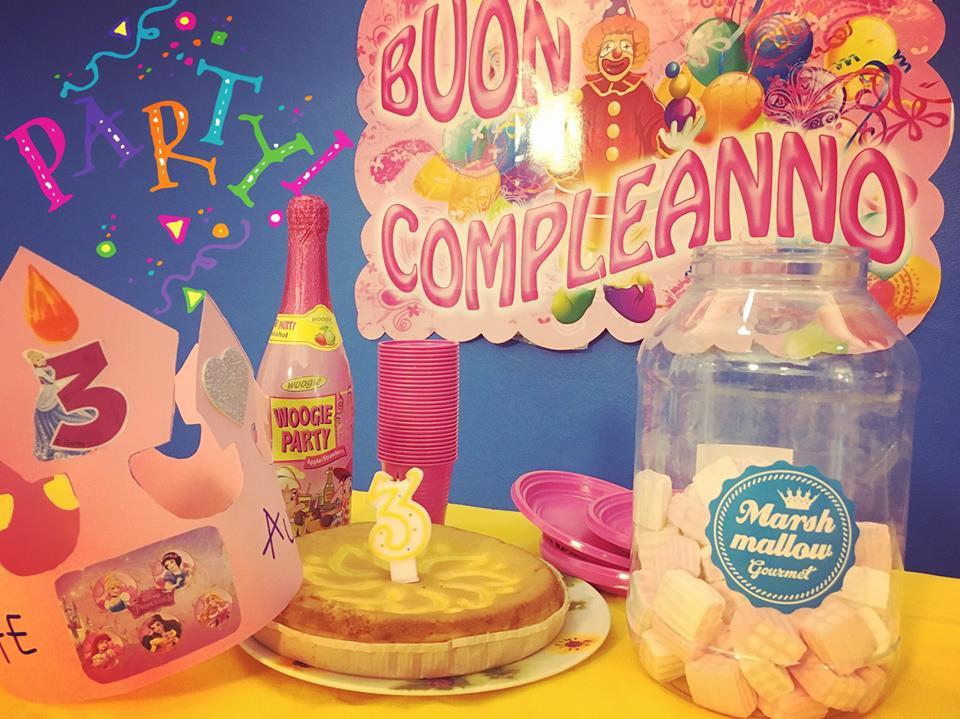 Feste Di Compleanno  e Gonfiabili