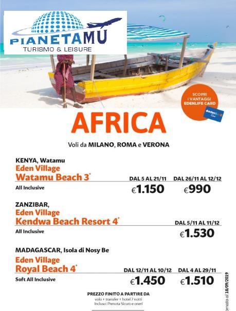 PIANETA MU - Kenya