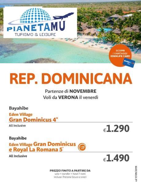 PIANETA MU - Repubblica Dominicana