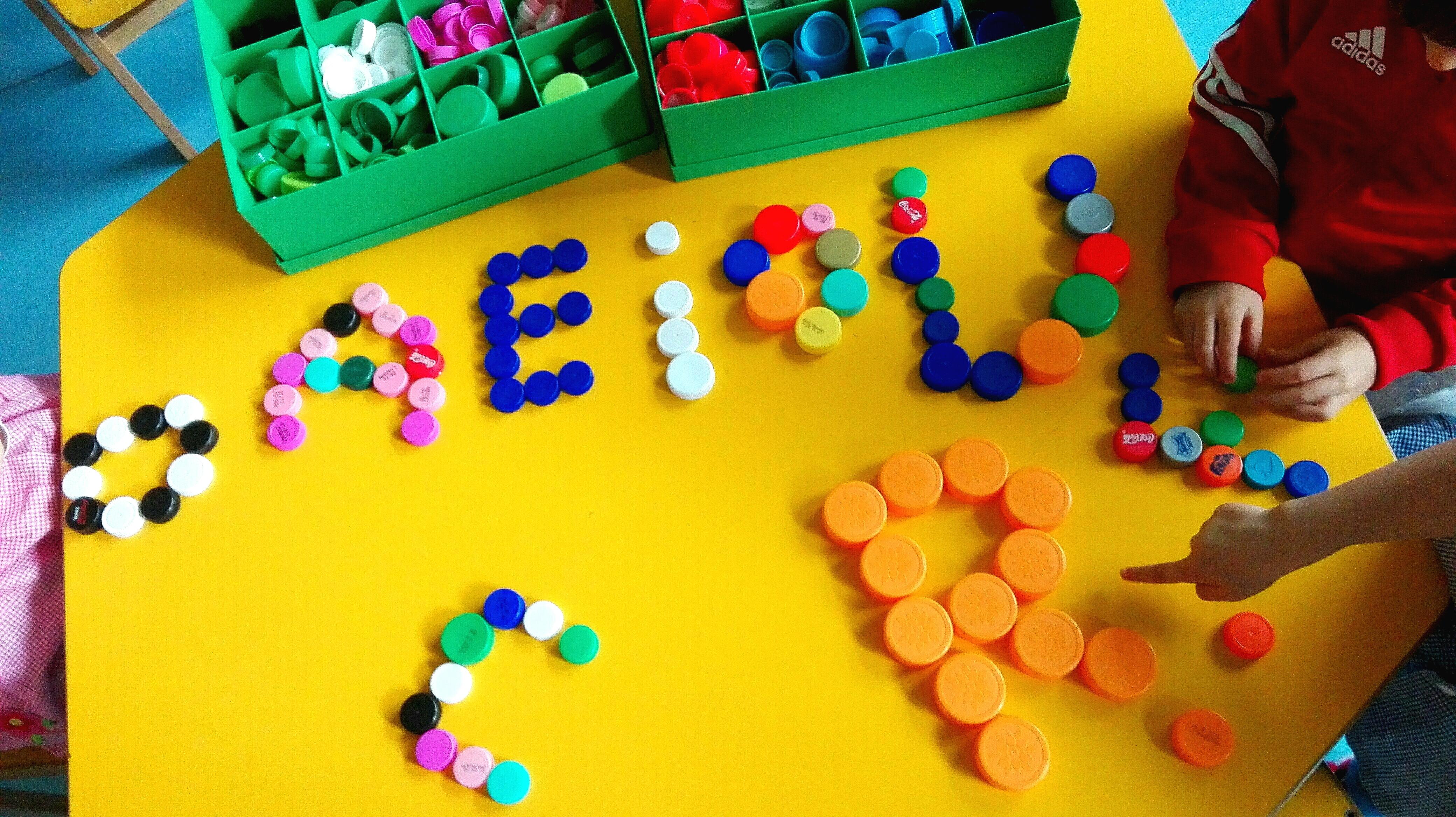 Baby Club Cinecittà - Prescrittura creativa