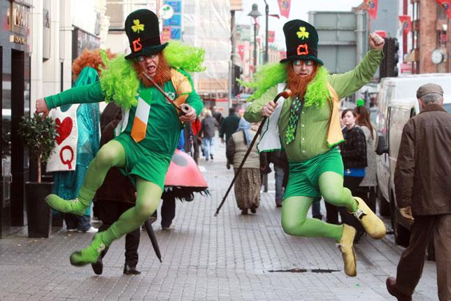 Giovedì 17 Marzo - VINCI DUBLINO CON TURISMO85