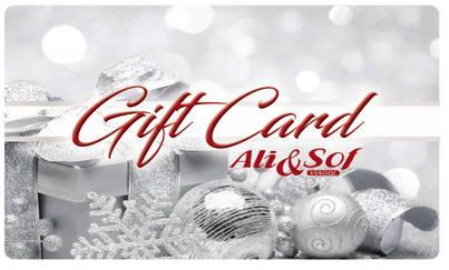 Ali&Sof Viaggi - Gift Card