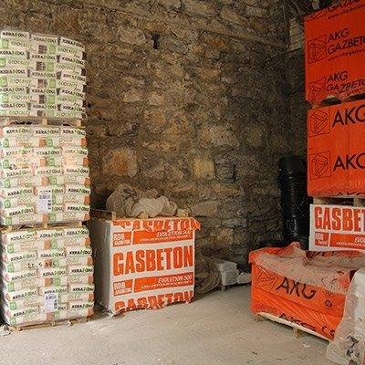 Edilizia San Desiderio servizi vendita materiali edili